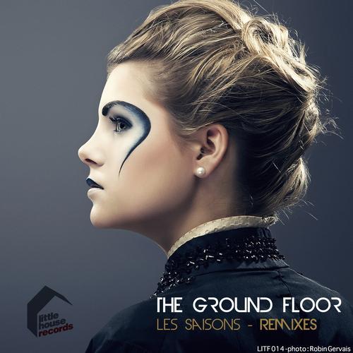Les Saisons remixes EP - cover
