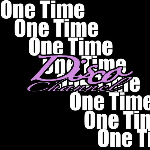 One Time single - cover