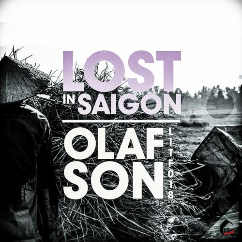 Lost In Saigon EP - cover