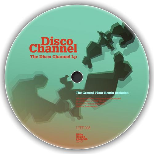 The Disco Channel EP - cover