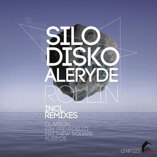 Silo Disko, Aleryde - Rollin - cover