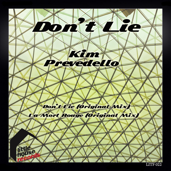 Don't Lie EP - cover
